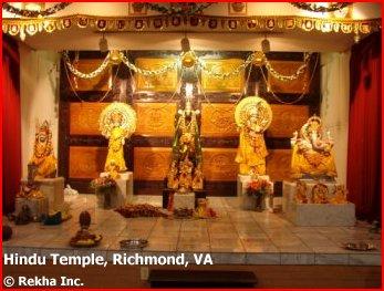 Richmond Hindu Temple