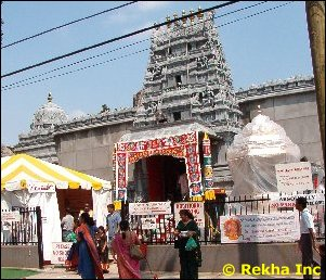 Ganesh Temple, NY